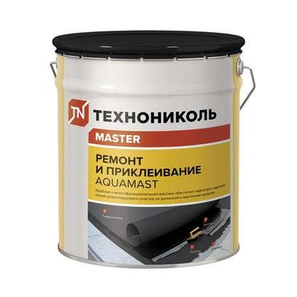 Мастика для ремонта и приклеивания AquaMast 18 кг цена