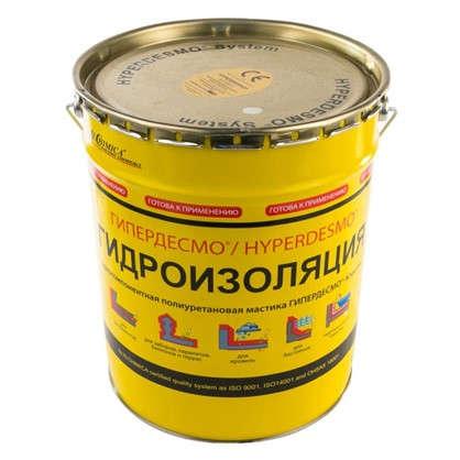 Мастика полиуретановая Alchimica Гипердесмо Классик 25 кг цвет белый цена