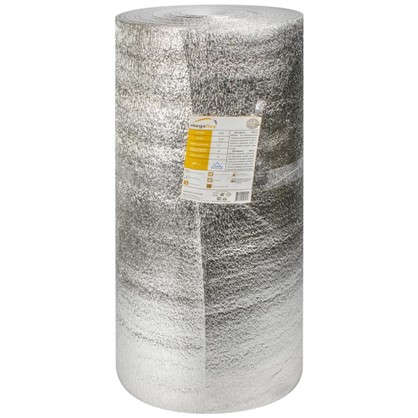 Материал изоляционный 10 мм ВПЭ/фольга 15 м2 цена