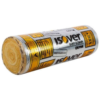 Материал изоляционный Isover Сауна 50 мм 15 м2 цена