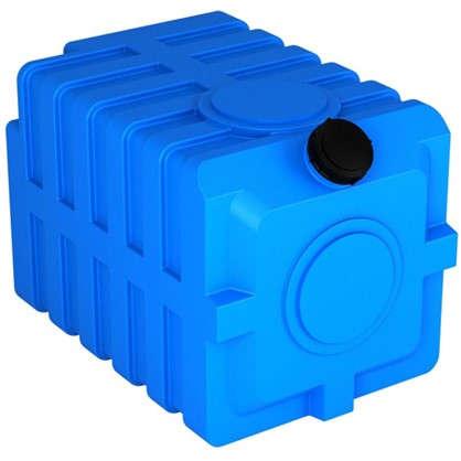 Ёмкость универсальная 600 л цвет синий