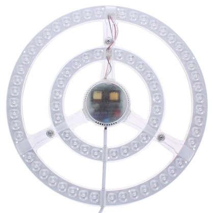 Модуль светодиодный круглый на магнитах с драйвером 48 Вт 3400 Лм свет нейтральный цена