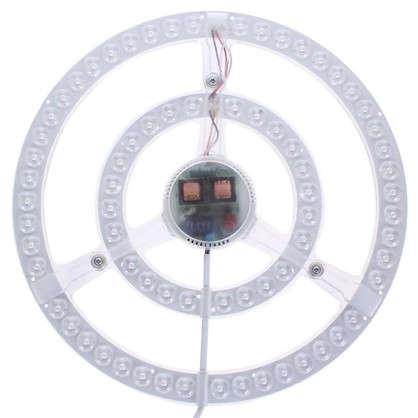 Модуль светодиодный круглый на магнитах с драйвером 72 Вт 5200 Лм свет нейтральный цена