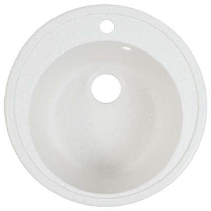 Мойка Fosto КМД 51 см цвет белый цена