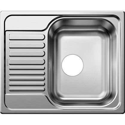 Мойка врезная Blanco Mini 60.5x50 см глубина 16 см нержавеющая сталь цена