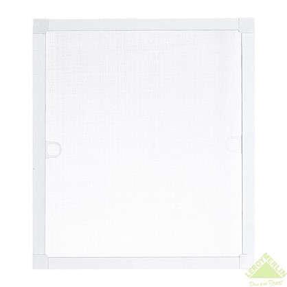 Москитная сетка белая 53х50 см к окну ПВХ 60х60 см цена