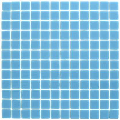 Мозаика Antarra Mono 31х31 см цвет голубой цена