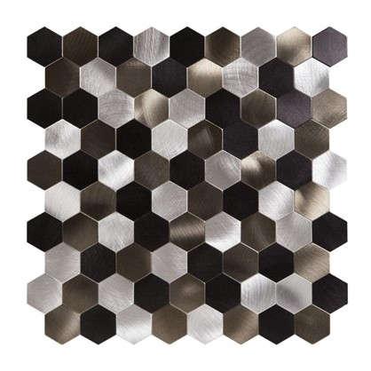 Мозаика Artens 28.8х29.2 см цвет серый цена