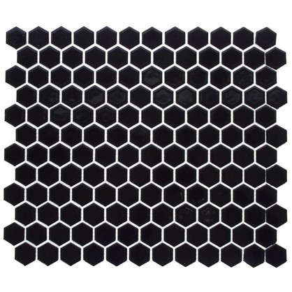 Мозаика Artens 30х26 см керамика цвет чёрный цена