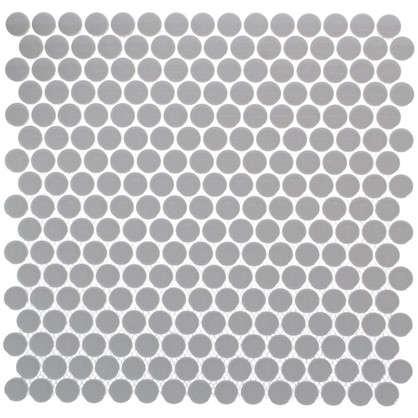 Мозаика Artens 31х31.5 см керамика цвет серый