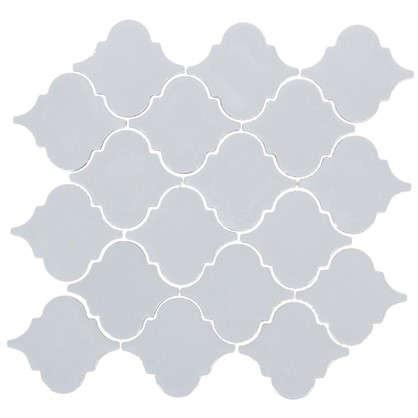 Мозаика Artens Antik 27.7х29.1 см керамическая цвет белый цена