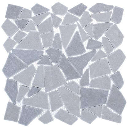 Мозаика Artens Opus 30.5х30.5 см мраморная цвет серый цена