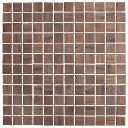 Мозаика Vidrepur 31.7х31.7 см цвет орех цена