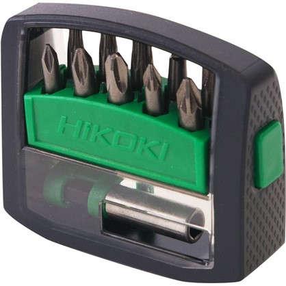 Набор бит Hikoki Assorti 25 мм 1/4 дюйма 11 шт.