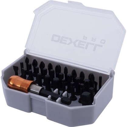 Набор бит универсальный Dexell Pro 32 шт.