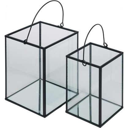 Набор декоративных фонарей 2 шт цена