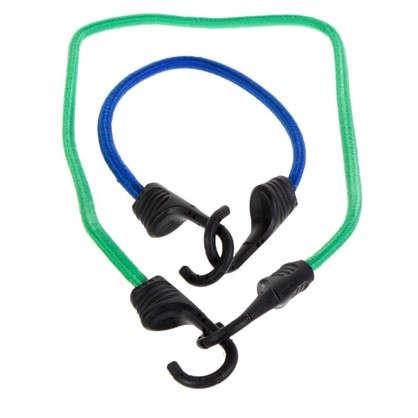 Набор эластичных веревок с крюками 24 шт. цена