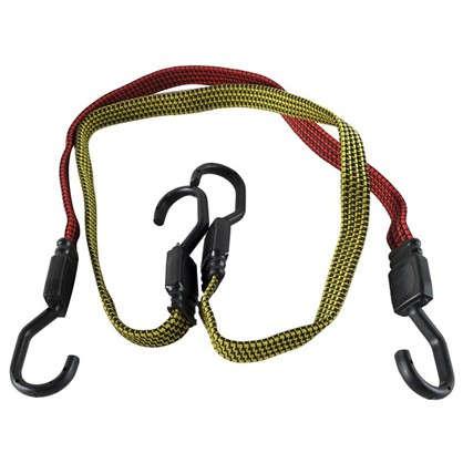 Набор эластичных веревок с крюками 6 шт. цена