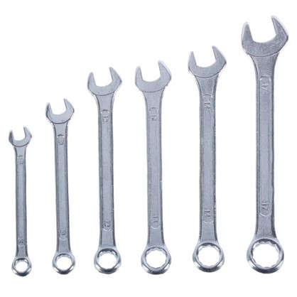 Набор комбинированных ключей Top Tools 8-17 мм 6 шт. цена