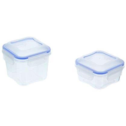Набор контейнеров для хранения продуктов 0.45 л/0.75 л