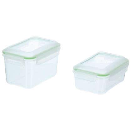Набор контейнеров для хранения продуктов 1.15 л/1.8 л цена