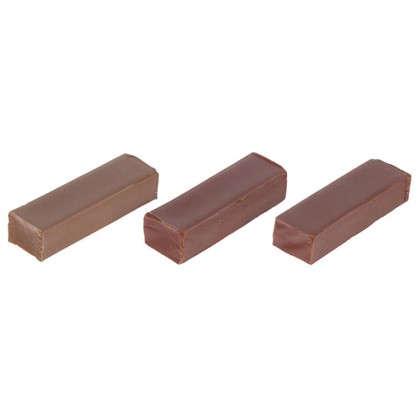 Набор мелков восковых оттенки коричневые 3 шт. цена