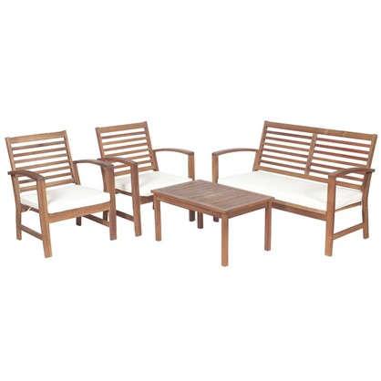 Набор садовой мебели 4 предмета акация цена
