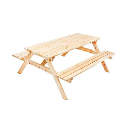 Набор садовой мебели Пикник 150x150x76 см