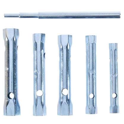 Набор торцевых ключей Sparta 8х17 мм воротка 6 шт. цена