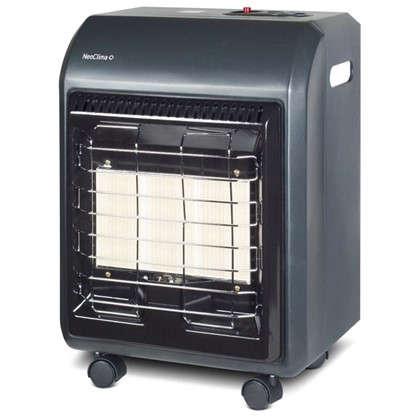 Нагреватель газовый инфракрасный UK-10 с тремя режимами 4.2 кВт цена