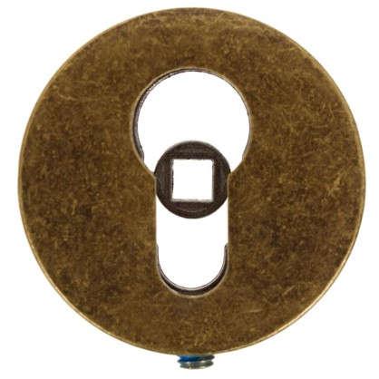 Накладка под цилиндр ET URB/HD OB-13 цвет античная бронза 2 шт. цена