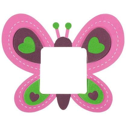 Наклейка для выключателя Бабочка цена