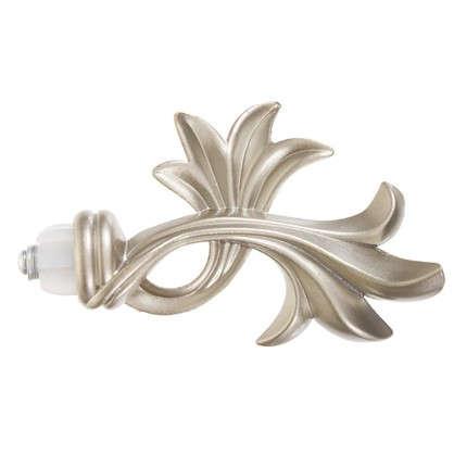 Наконечник Колокольчики 8.1 см цвет матовая сталь цена