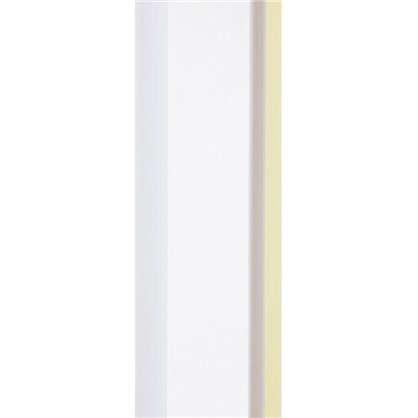 Направляющие для рулонной шторы 150 см пластик цвет белый цена