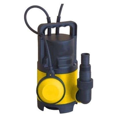 Насос погружной дренажный 8000 л/час для грязной воды
