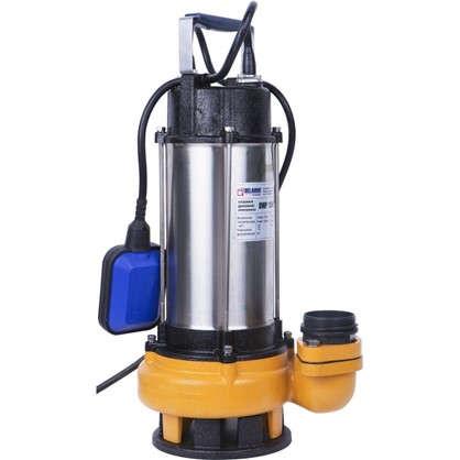 Насос погружной дренажный DWP1500/22 16200 л/час для грязной воды цена