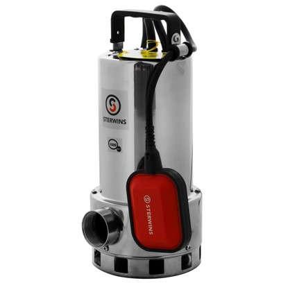Насос погружной дренажный Sterwins Inox DW-3 18000 л/час для грязной воды цена