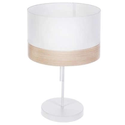 Настольная лампа 15221T1 1xE27х40 Вт цвет бежевый цена