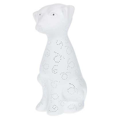 Настольная лампа декоративная Globo Собака 22806 1хЕ14х25 Вт цена