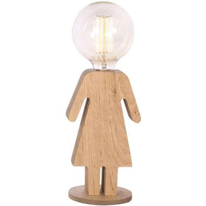 Настольная лампа Лучинка 1хЕ27х60 Вт цена