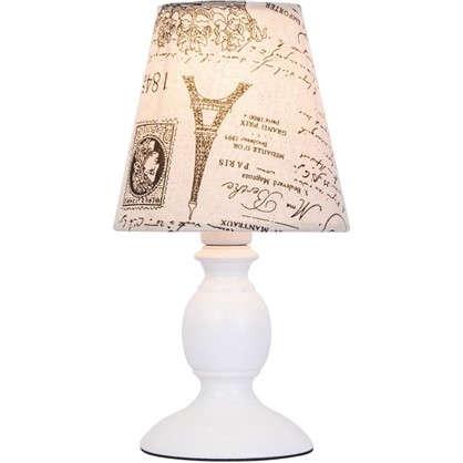 Настольная лампа Sima 1хЕ14х40 Вт цена