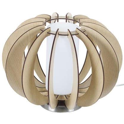 Настольная лампа Stellato1 1xE27x60 Вт цвет клен цена