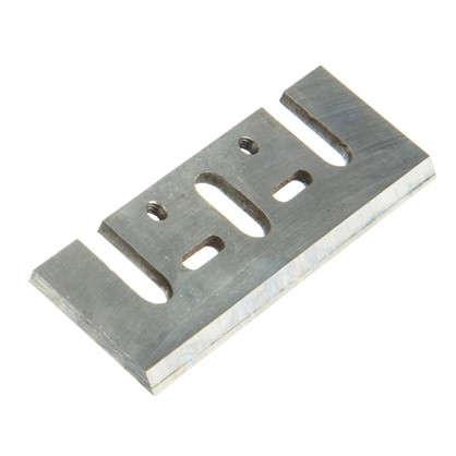 Ножи для электрорубанка односторонние 82 мм 2 шт. цена