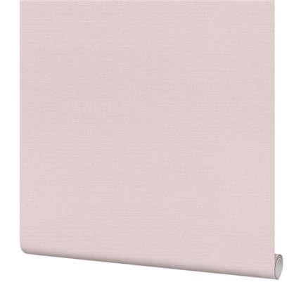 Обои 445220 виниловые на флизелиновой основе цвет розовый 0.53x10 м