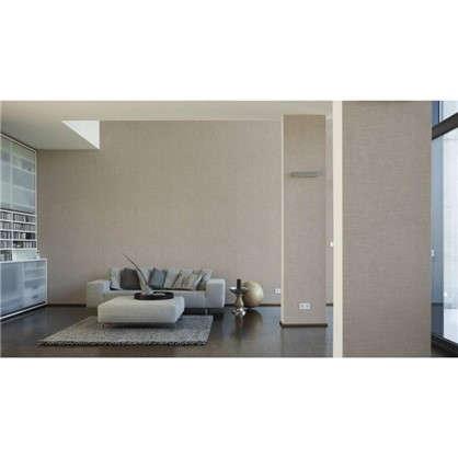 Обои флизелиновые 0.53х10 м геометрия цвет коричневый АС 342182 цена