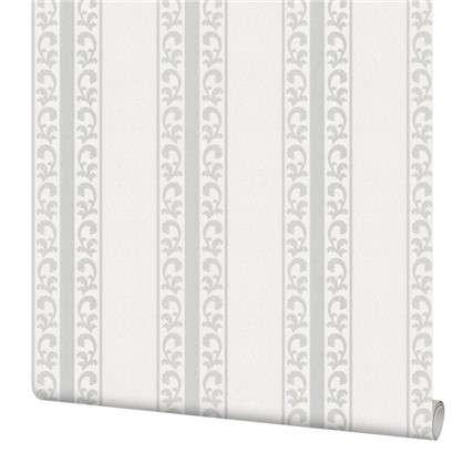 Обои флизелиновые 053х10 м полосы цвет серый PL51006-14 цена