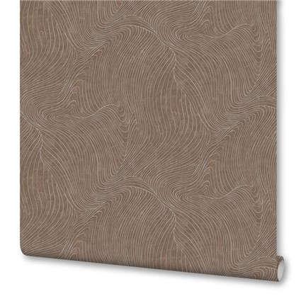 Обои флизелиновые 106х10 м цвет коричневый ED1131-12 цена