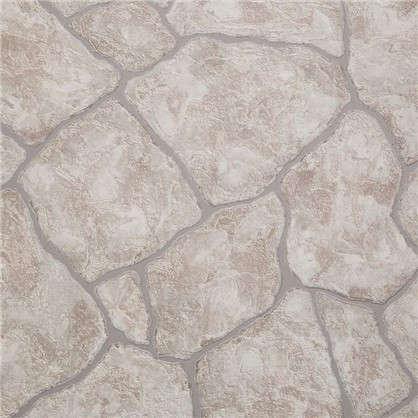 Обои флизелиновые Камни 0.53х10 м цвет серый Па N 1001-14 цена