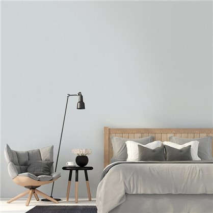 Обои на флизелиновой основке Inspire 1.06х10 м сталь цвет светло-серый