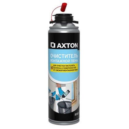 Очиститель монтажной пены Axton 0.5 л цена
